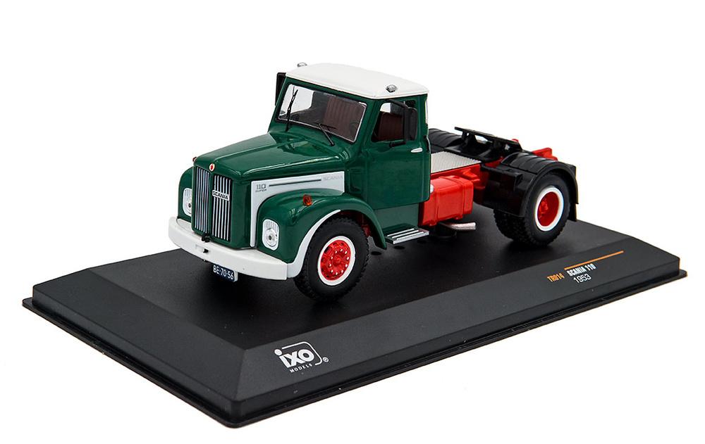 Camion Scania 110 Super (1953) Ixo Models 1/43