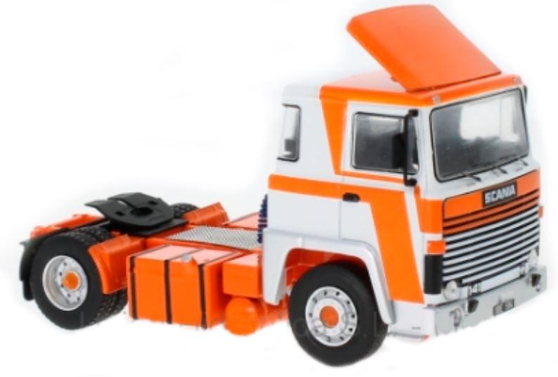 Scania LBT 141 - 1976 - Ixo Models 1/43