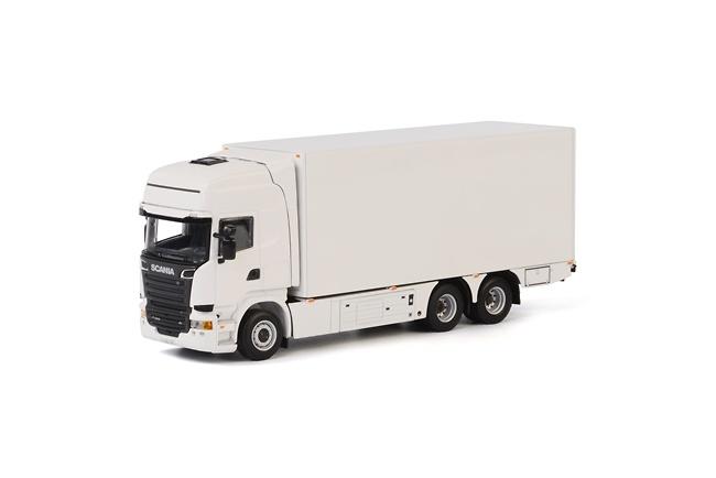 Camion rigido Scania R Streamline Topline Wsi Models 03-1143 escala 1/50