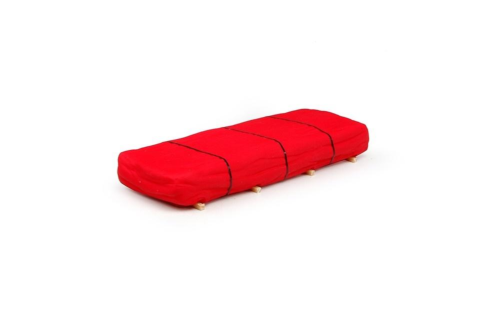 Carga bajo lona roja Tekno 69194