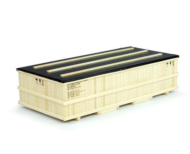 Carga caja de madera Tekno 64814