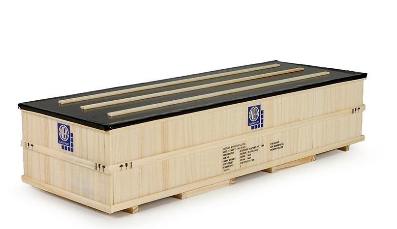 Carga caja de madera Tekno 71417
