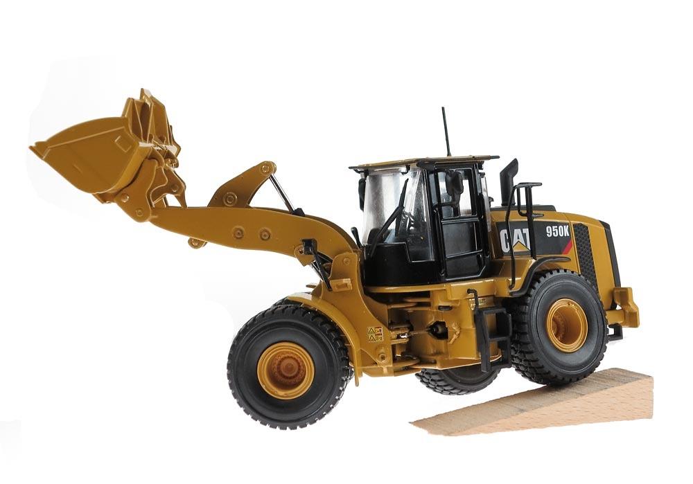 Cargadora Cat 950K Tonkin Replicas TR10007 escala 1/50