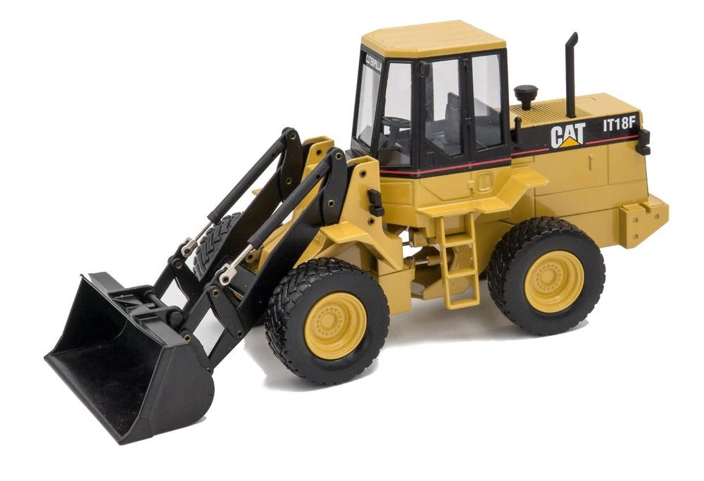Cargadora Cat IT18F Joal 184 escala 1/25