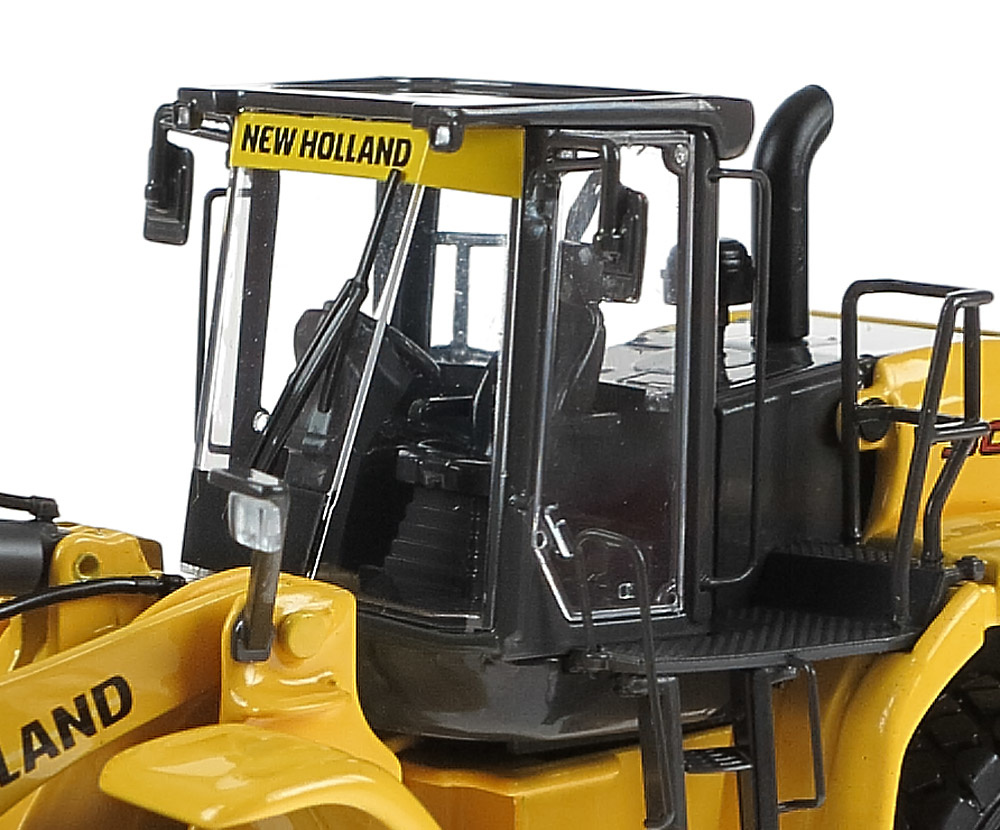 Cargadora New Holland w300c Motorart 13782 escala 1/50