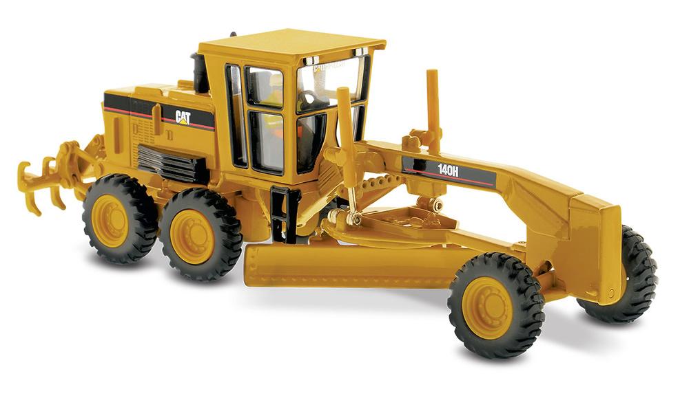 Cat 140H Motoniveladora Diecast Masters 85030 escala 1/50