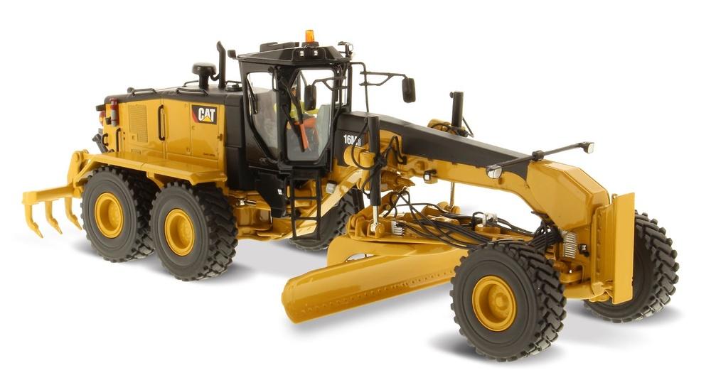 Cat 16M3 Motorniveladora- Diecast Masters 85507