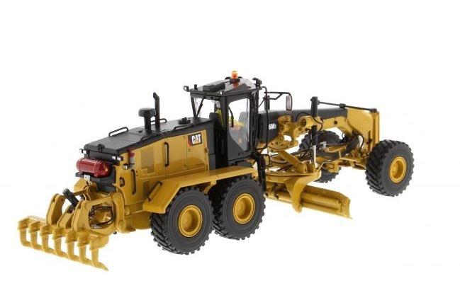 Cat 16M3 Motoniveladora- Diecast Masters 85507