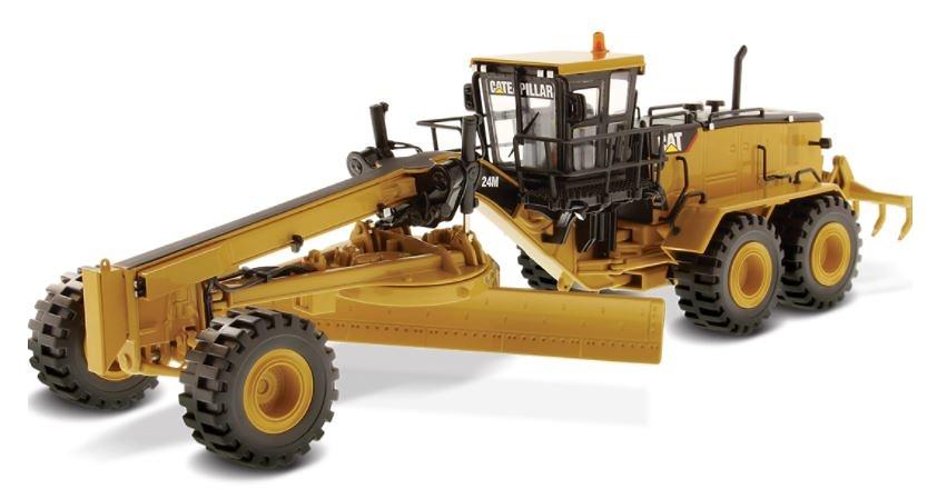 Caterpillar 24M montoniveladora Diecast Masters 85264 escala 1/50