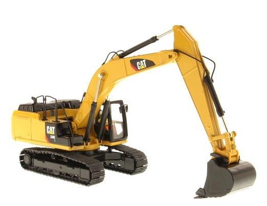 Cat 336E Hybrid excavadora Diecast Masters 85279 escala 1/50