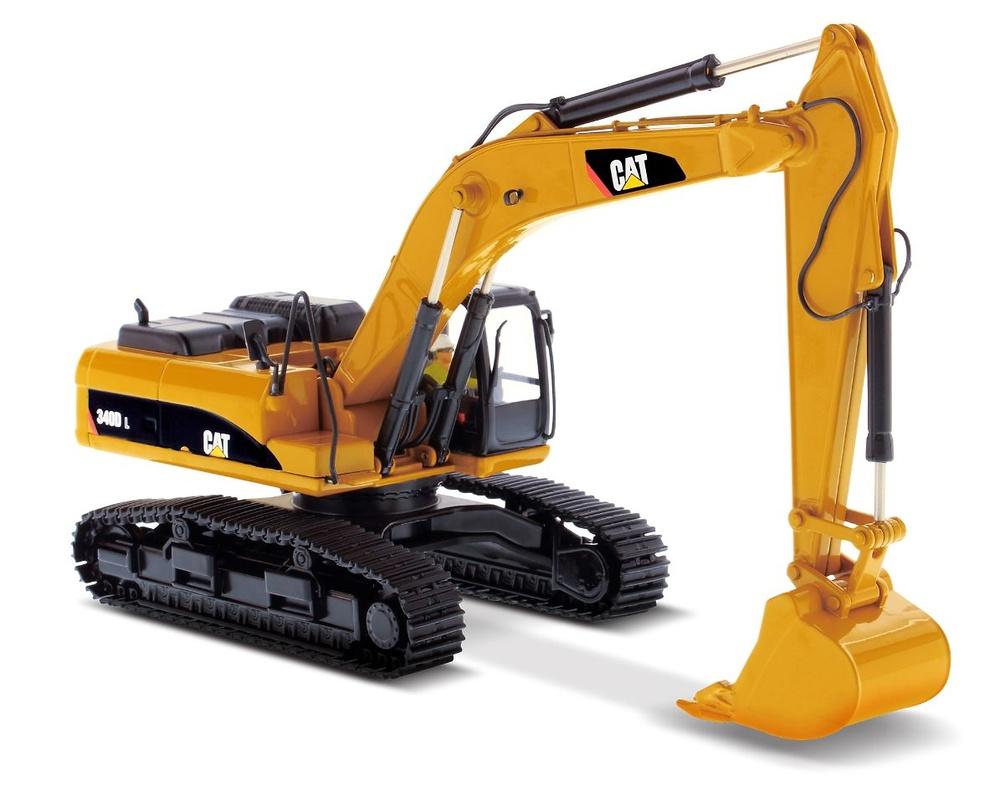 Cat 340D excavadora - Diecast Masters 85908