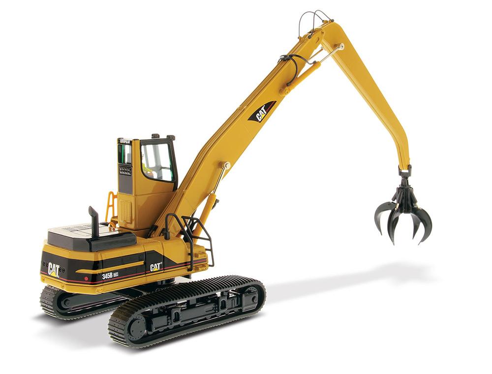 Cat 345B II manipuladora Diecast Masters escala 1/50