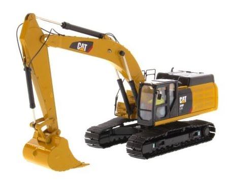 Cat 349F L XE Diecast Masters 85943 escala 1/50