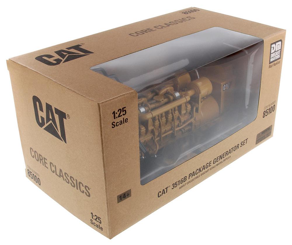 Cat 3516B Grupo electrógeno Diecast Masters 85100
