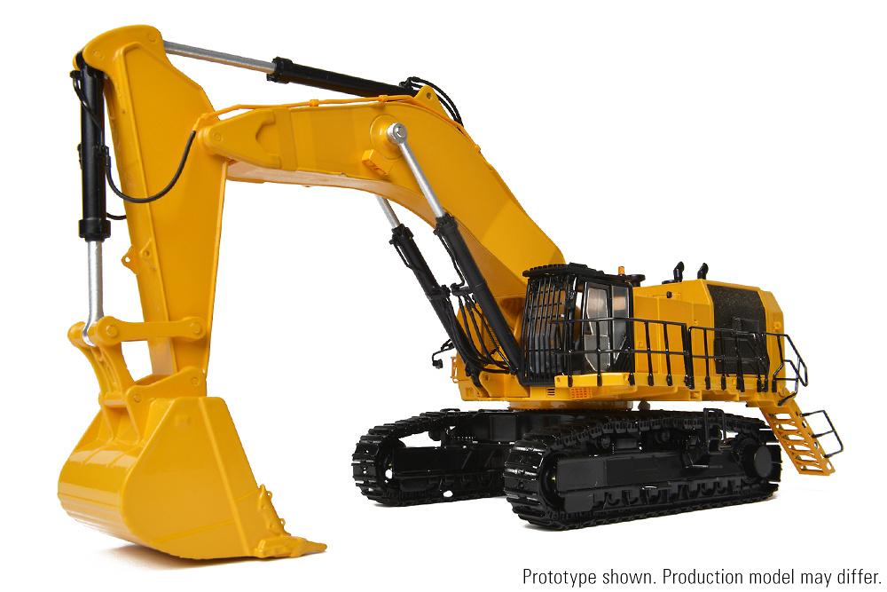 Cat 6015B Excavadora CCM 42186 escala 1/48