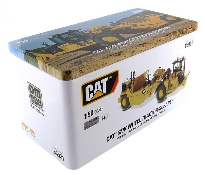 Cat 627k Mototraillas Diecast Masters 85921