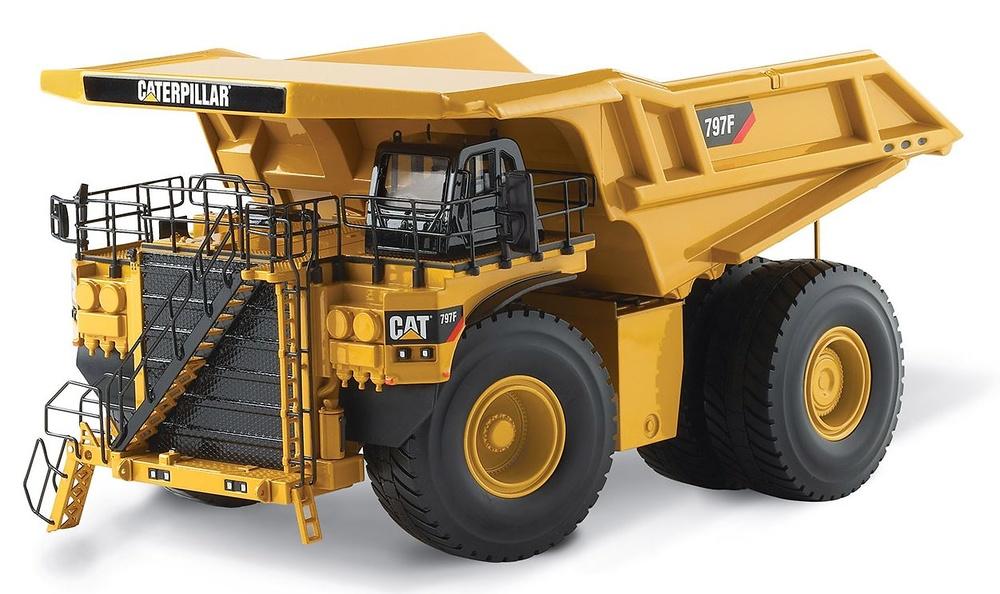 Cat 797F Diecast Masters 85206