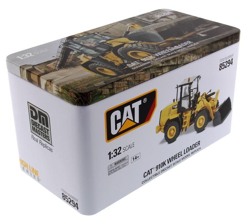 Cat 910k cargadora - Diecast Masters 85294
