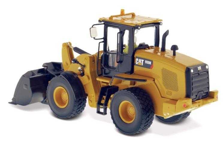 Cat 930K cargadora ruedas Diecast Masters 85266 escala 1/50
