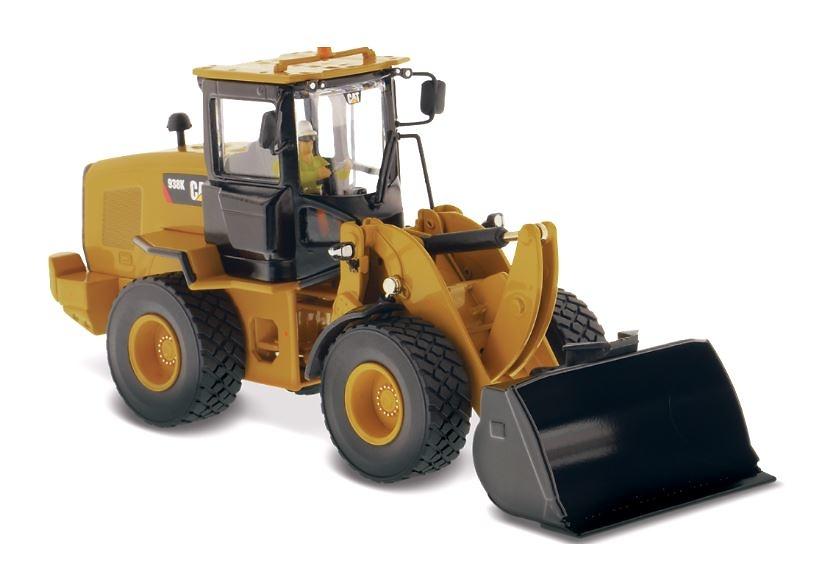Cat 938k pala cargadora Diecast Masters 85228