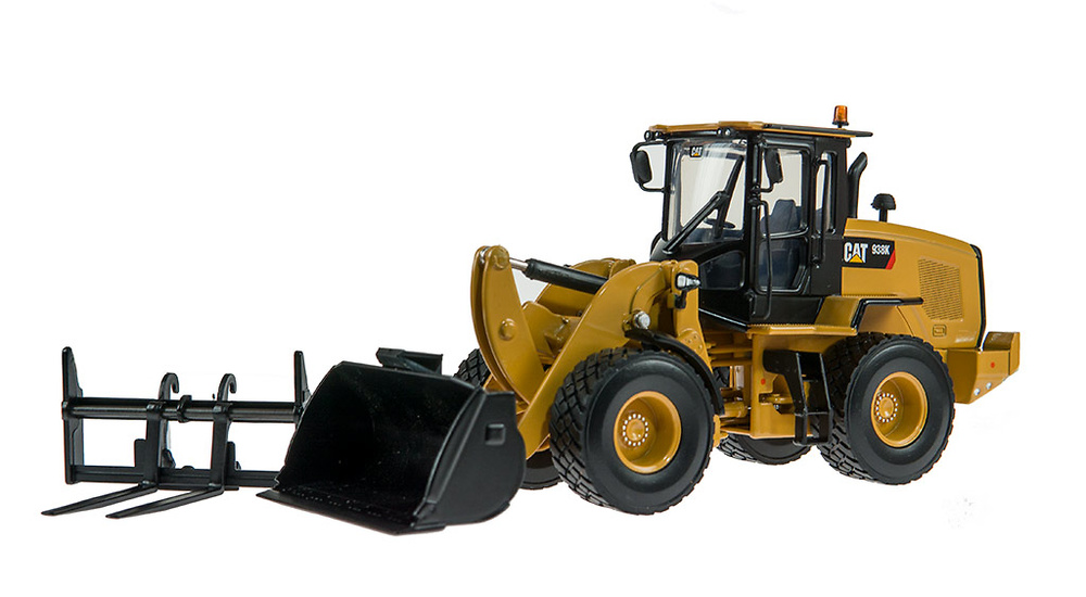 Cat 938k pala cargadora Norscot 55228 escala 1/50