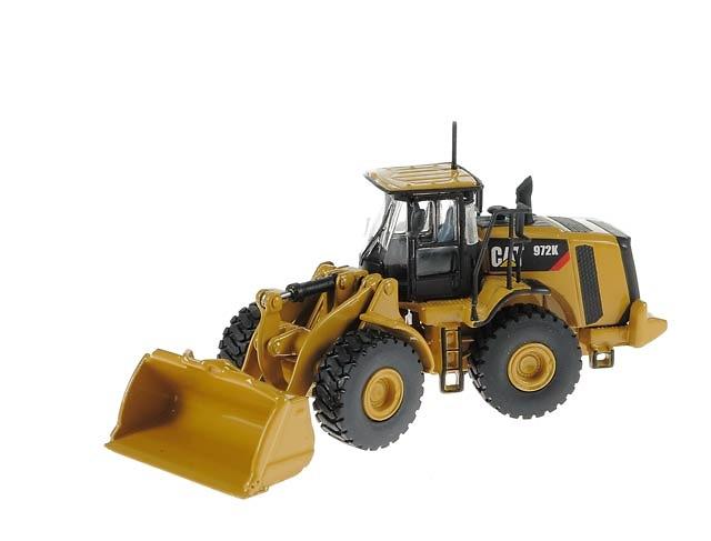 Cat 972K cargadora Tonkin Replicas TR10006 escala 1/87