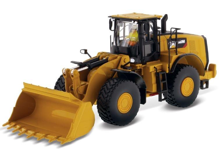 Cat 980M pala cargadora Diecast Masters 85543