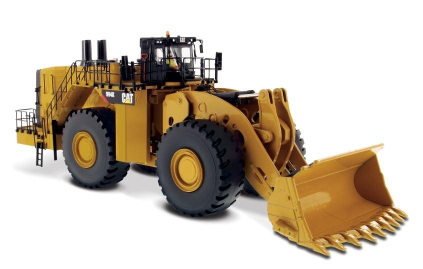 Cat 994f k cargadora Diecast Masters 85505 escala 1/50