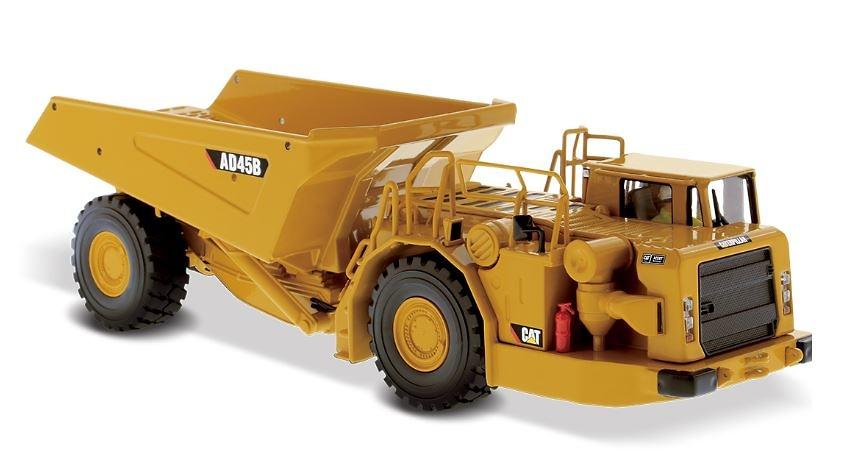 Cat AD45B Dumper Tunel- Diecast Masters 85191