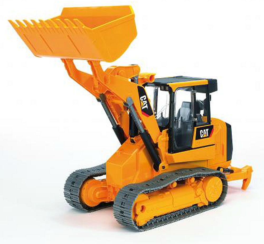cat buldozer bruder 2447