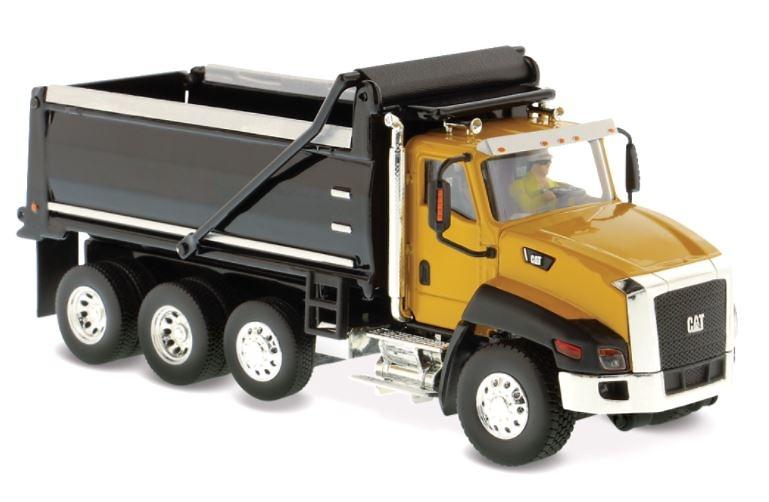 Cat CT660 Camion volquete Diecast Masters 85290 escala 1/50