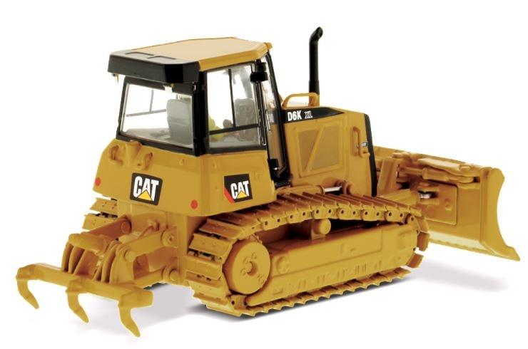 Cat D6K XL Bulldozer Diecast Masters 85192 escala 1/50