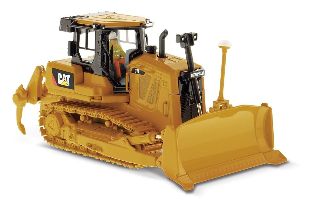 Cat D7E Bulldozer Diecast Masters 85224 escala 1/50