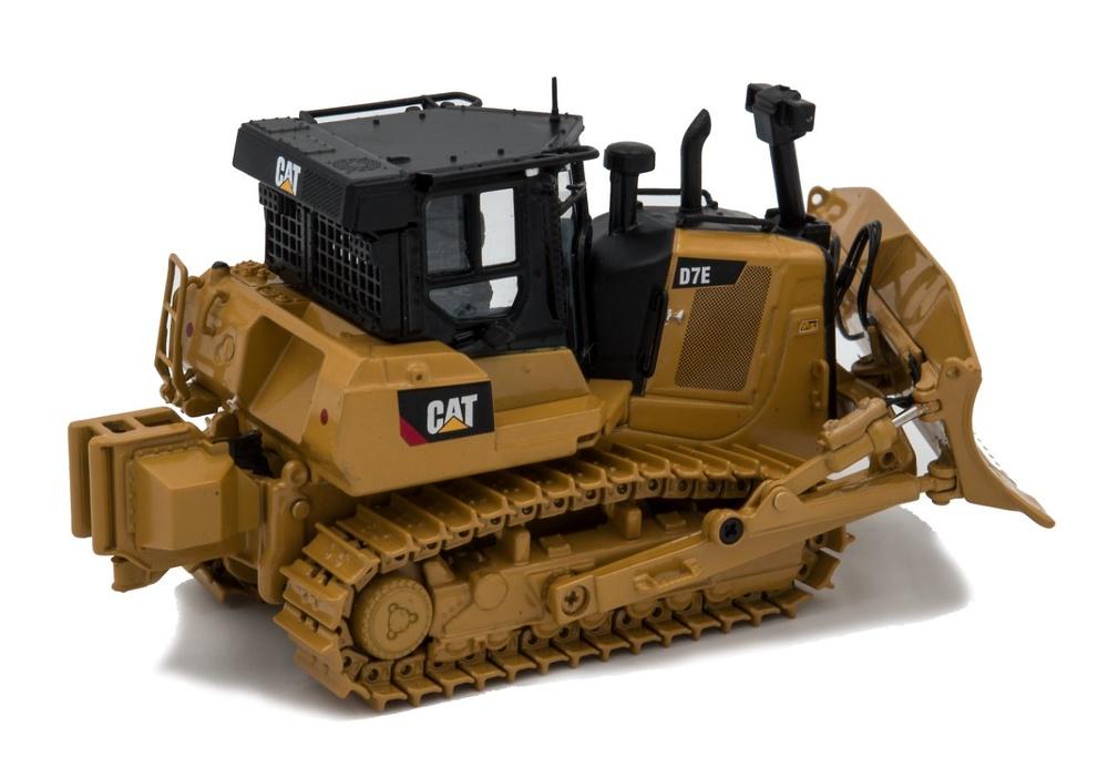 Cat D7E Bulldozer Pipeline Diecast Masters 85555 escala 1/50