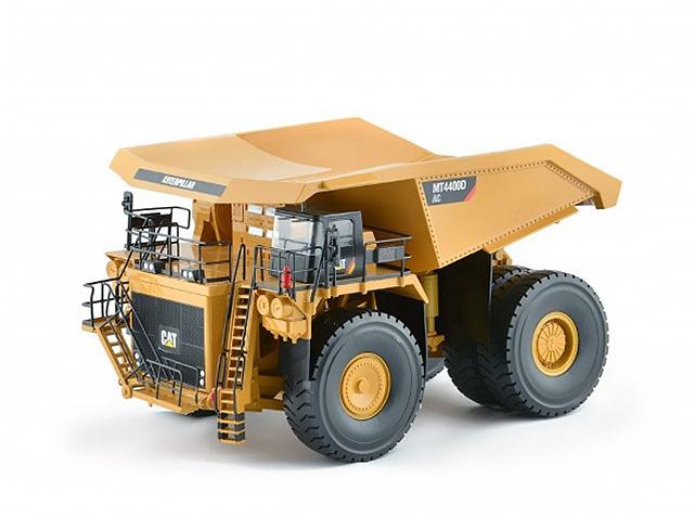 Cat MT4400D AC Mining Truck Tonkin Replicas TR30001 escala 1/50