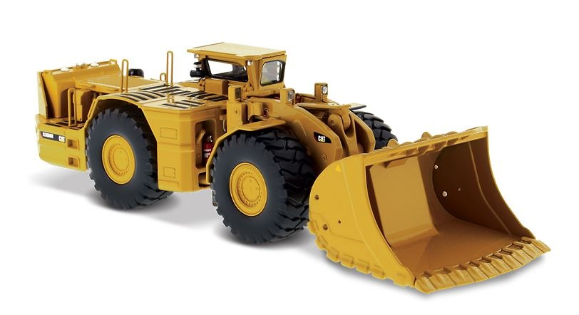 Cat R3000H cargadora túnel Diecast Masters 85297 escala 1/50