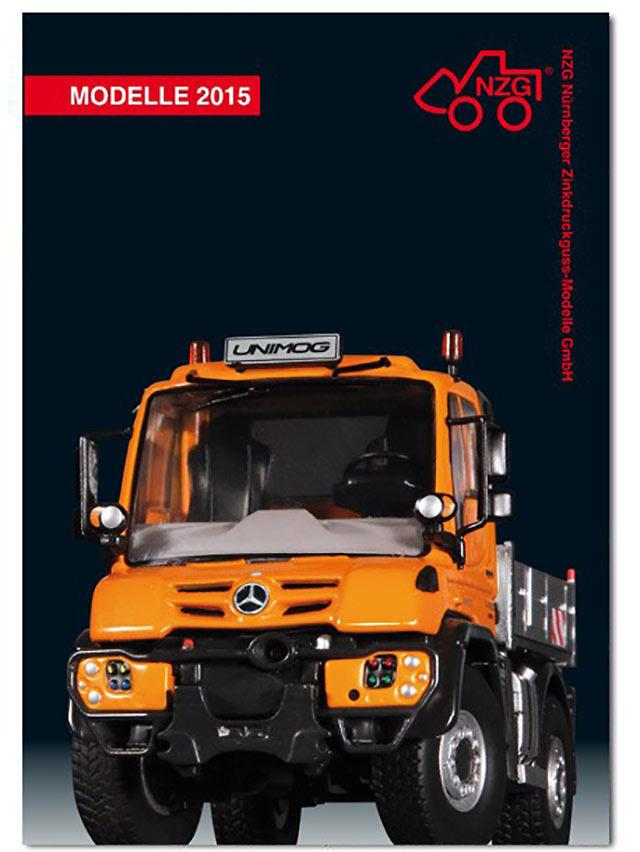 Catalogo NZG 2015