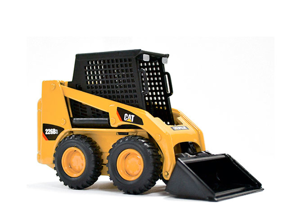 Caterpillar 226B3 Skid Steer Loader Norscot 55268 escala 1/32
