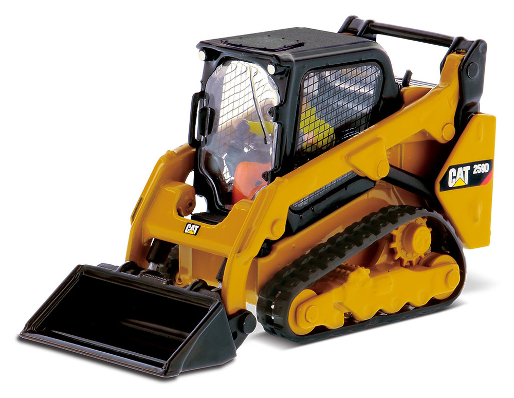 Caterpillar 259D mini cargadora Diecast Masters 85526