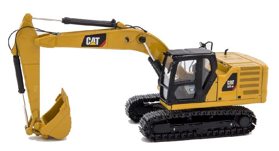 Caterpillar Cat 320 excavadora next generation Diecast Masters 85570
