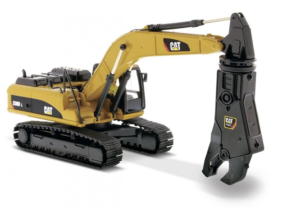 Caterpillar Cat 330D Diecast Masters 85277 escala 1/50