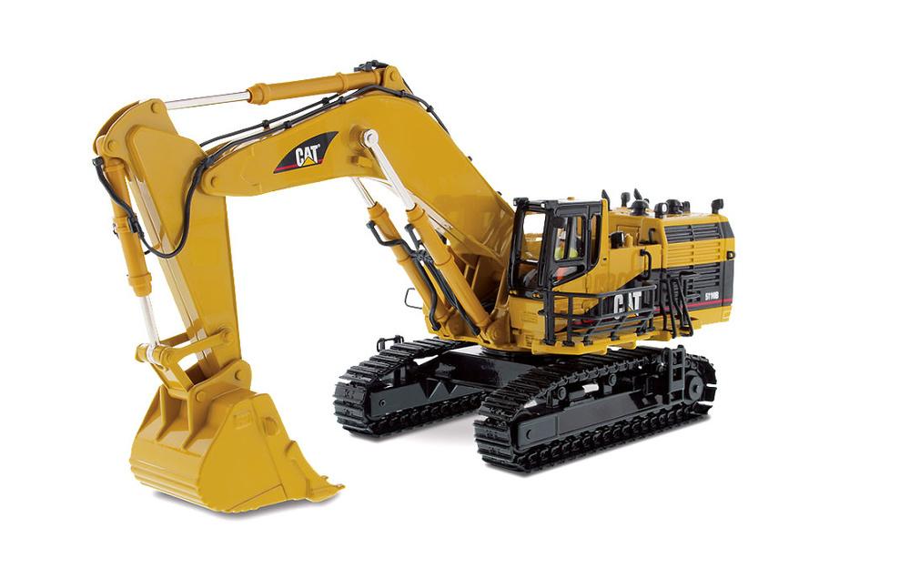 Caterpillar Cat 5110B Excavadora Diecast Masters 85098 escala 1/50