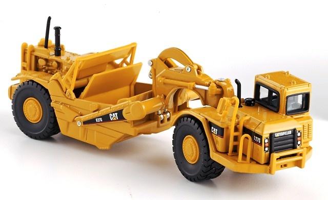 Caterpillar Cat 627G Mototrailla, Norscot 1/87 55134