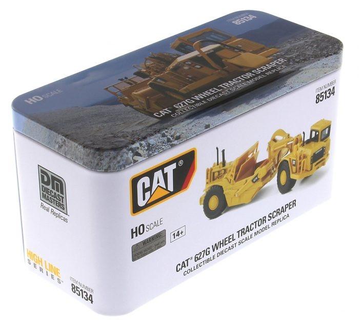 Caterpillar Cat 627G Mototrailla Diecast Masters escala 1/87