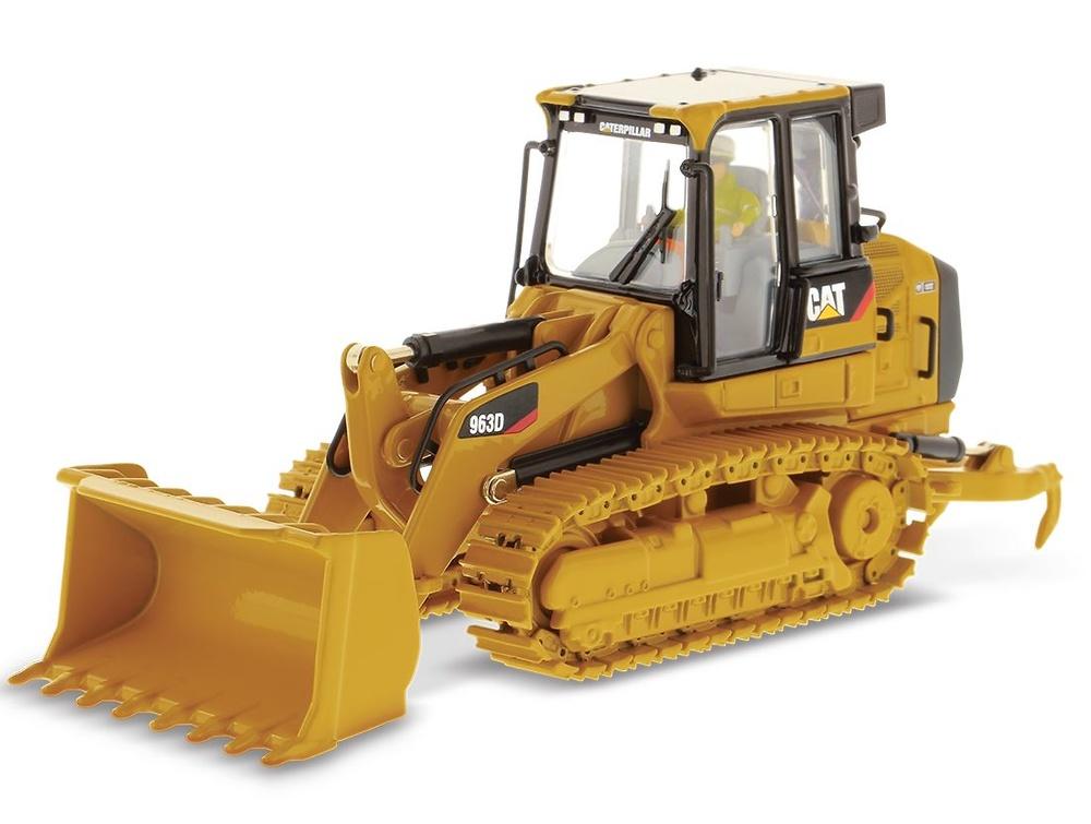 Caterpillar Cat 963D cargadora cadenas Diecast Masters 85194