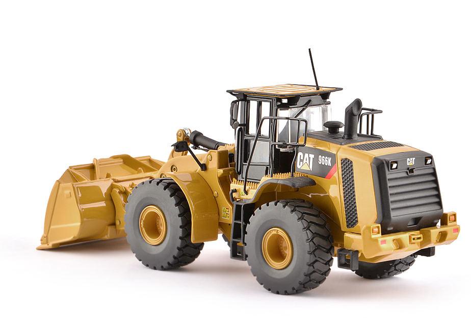 Cat 966K cargadora Tonlin Replicas TR10003 escala 1/50