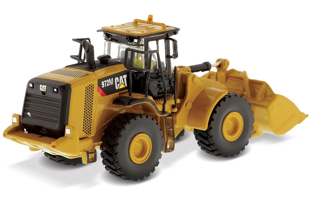 Caterpillar Cat 972M Diecast Masters 85949 escala 1/87