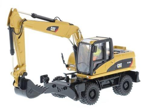 Caterpillar Cat M316 D Excavadora Ruedas DM 85171 escala 1/50