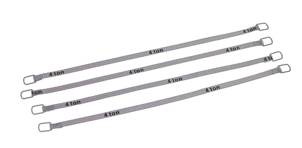 Cintas de levantar 4 ton / 4 ud - 10cm Ycc Models
