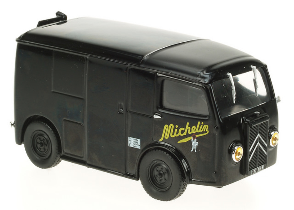 Citroen Tub Michelin Altaya 1/43